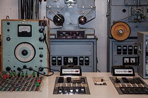 audio mastering studio